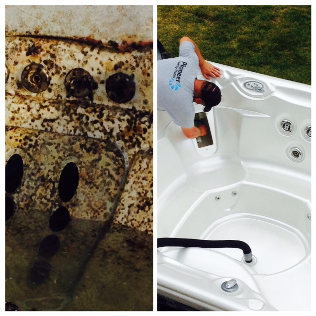 Hot Tub Refurbishment
